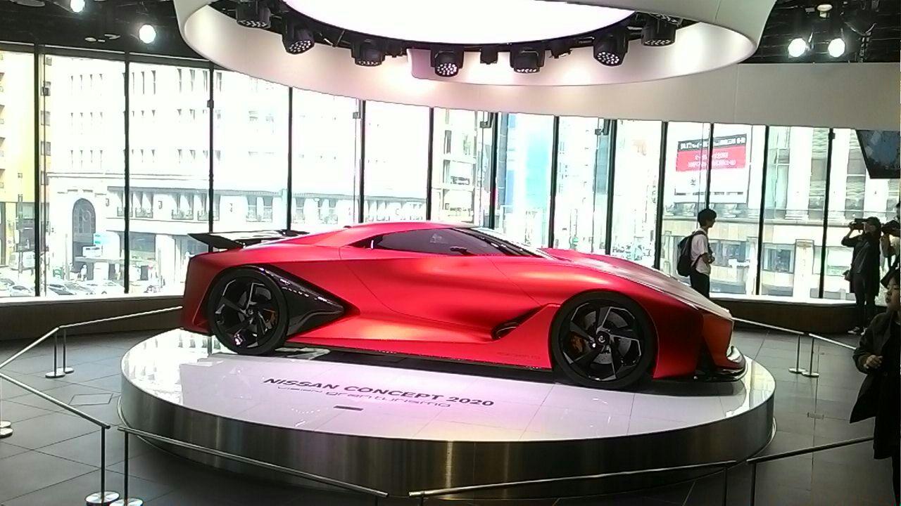 Концепт-кар от Nissan
